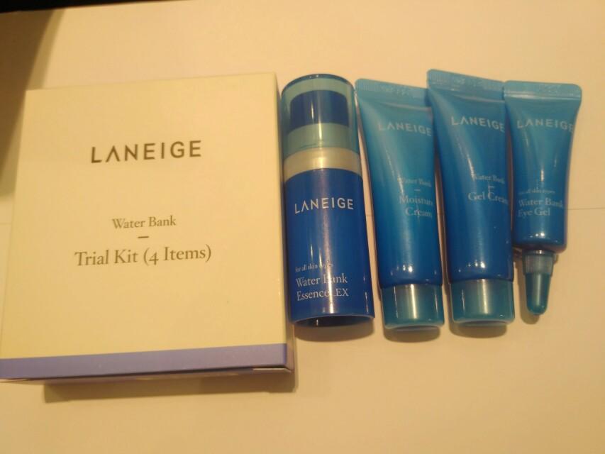 Laneige Trial Kit - Waterbank