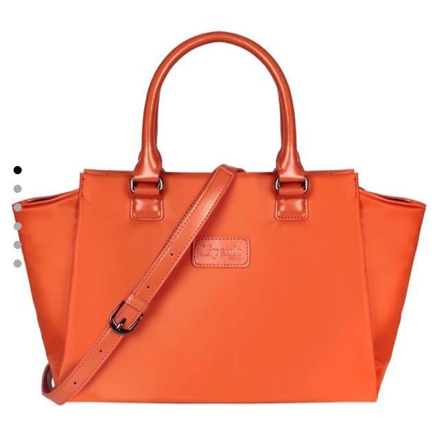 Lipault lady plume satchel bag (barely used)