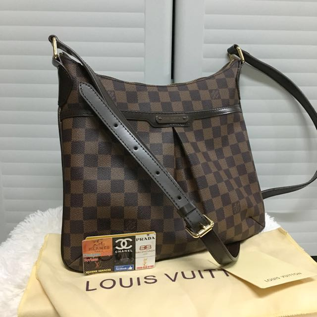 LV Bloomsburry GM w Datecode