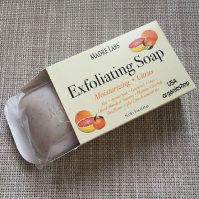 Madre Labs Exfoliating Soap