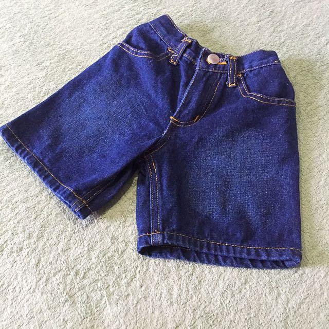 Maong Walking Shorts