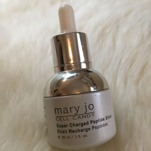 Mary Joe Cell Candy Peptide Elixer