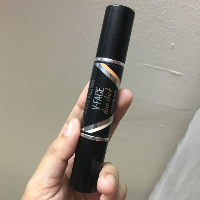Maybelline V-face Duostick (Light)