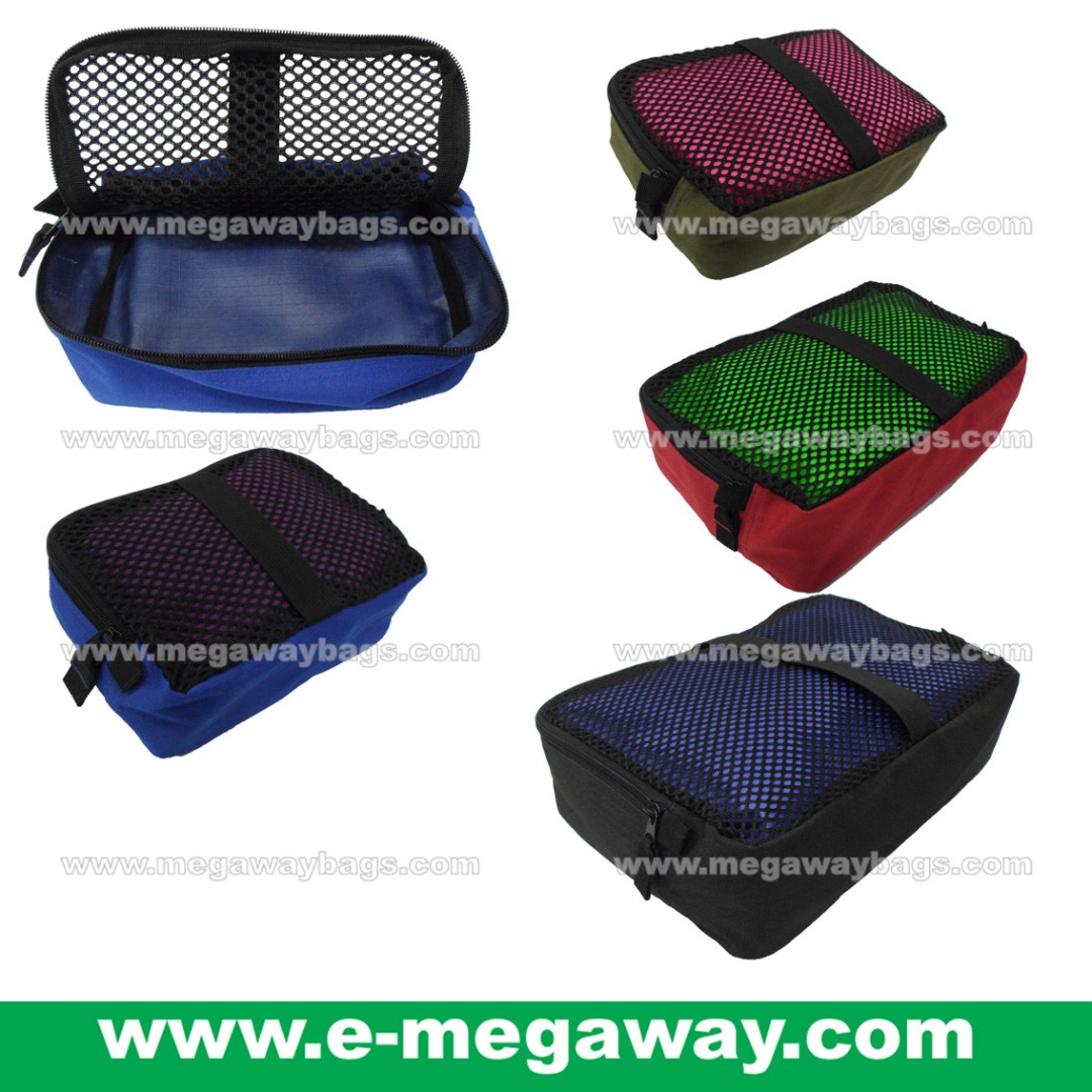 #Mesh #Hiker #Camper #Backpacker #Jogger #Trekker #Hiking #Camping #Jogging #Trekking #Picnic #Sports #Bag #Kits #Organizer #Amenity #Underwear #Wear #Trip #Travel #Holiday #Fly #Air #Travel #Megaway @MegawayBags #MegawayBags #CC-1188-7529B-Green-S