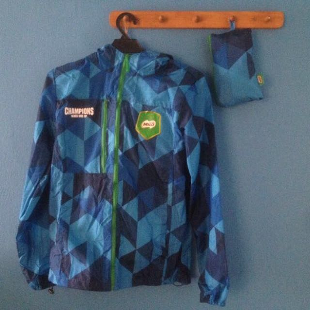 Milo limited edition jacket