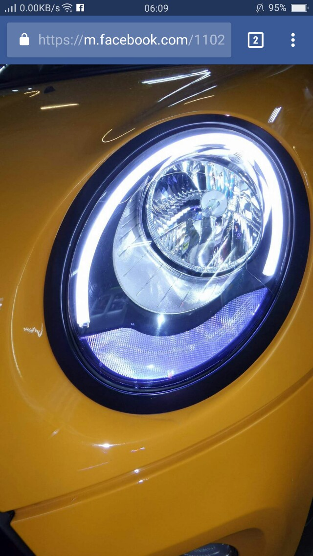 Mini F56 LED Headlight