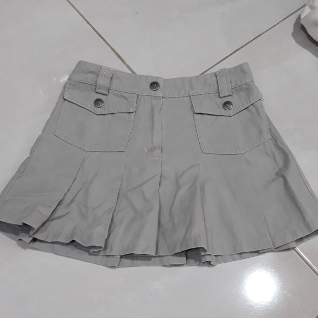 Mini skirt rempel