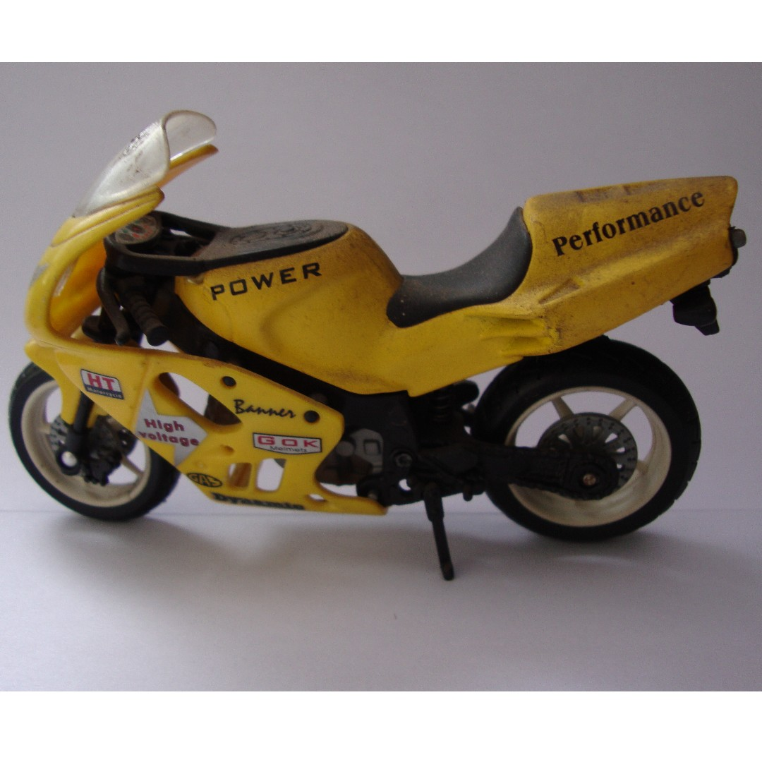 Miniatur Ninja Performance Yellow