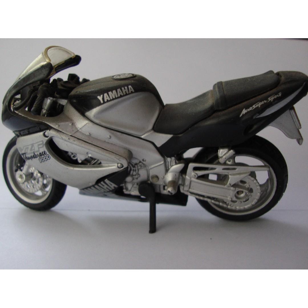 Miniatur Ninja Yamaha VZF
