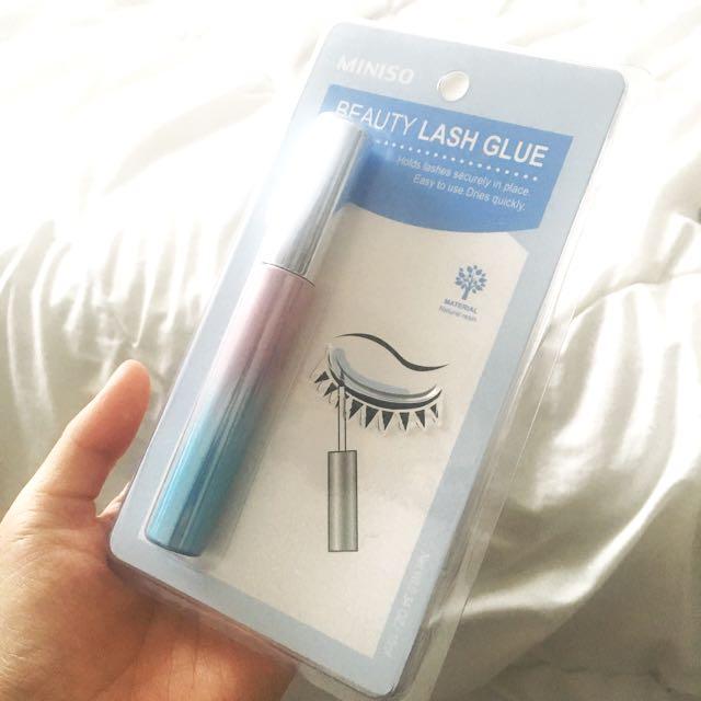 Miniso Beauty Eyelash Glue