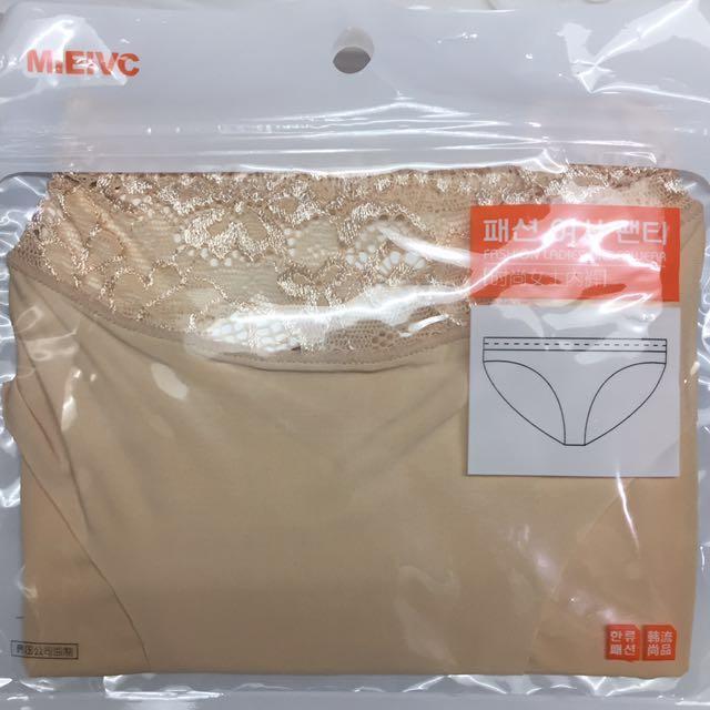 Miniso Seamless Underwear - Lace