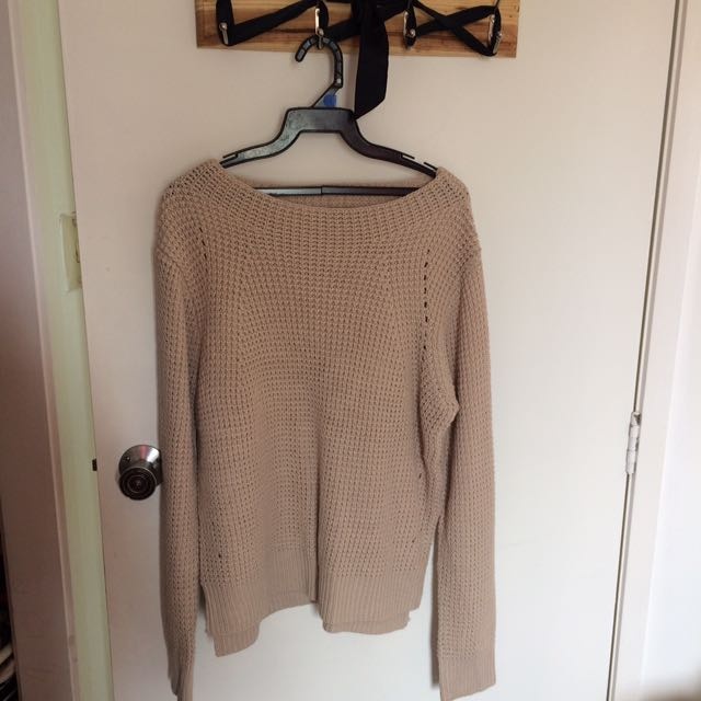 Mirrou knitted long sleeve