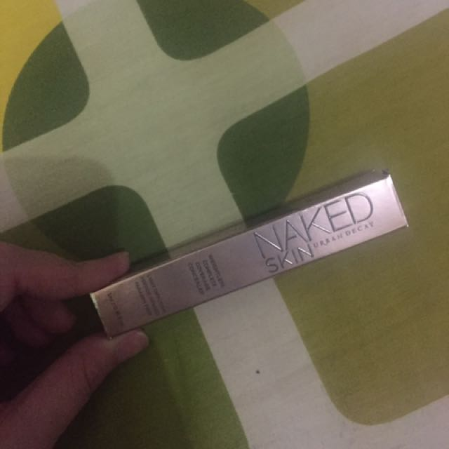 Naked skin urban decay