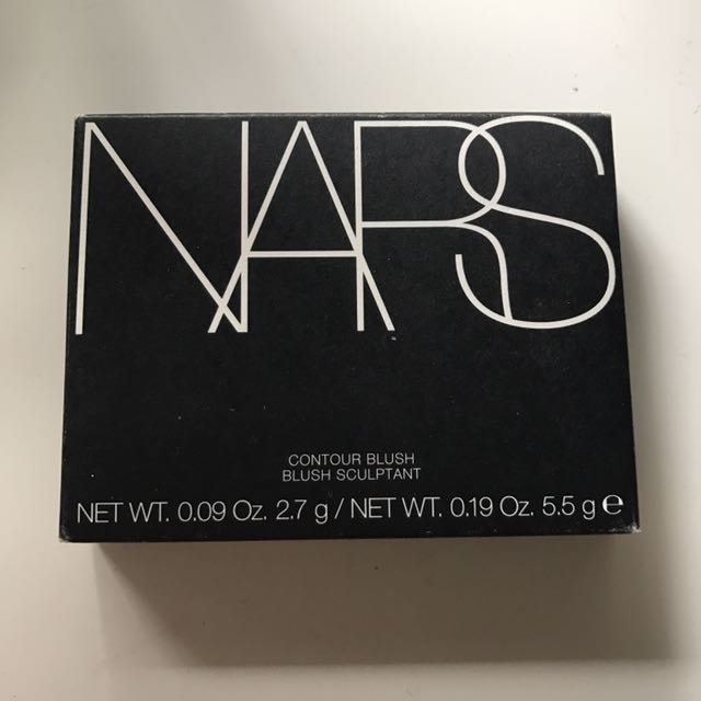 Nars contour blush duo