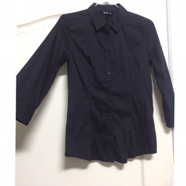 NET 黑襯衫