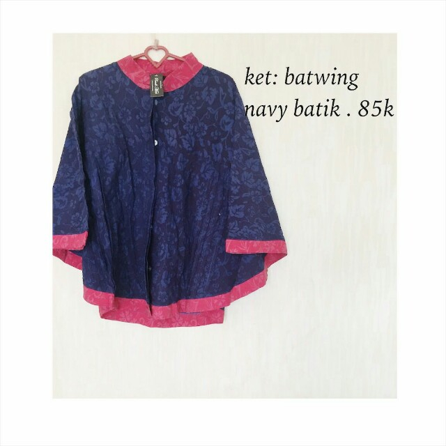 New batwing navy