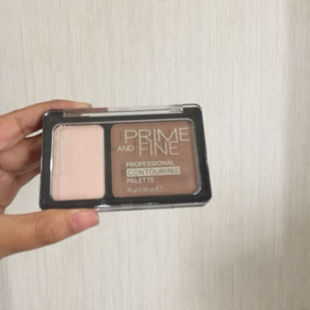 New!! Catrice contour palette ASHY RADIANCE