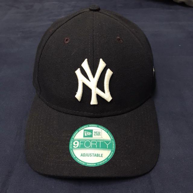 New Era洋基老帽