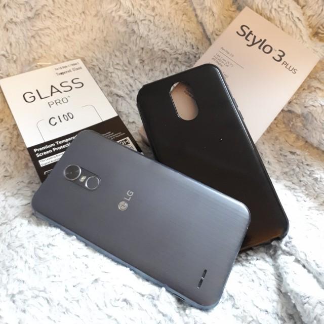 NEW LG Stylo 3 Plus Freedom Mobile