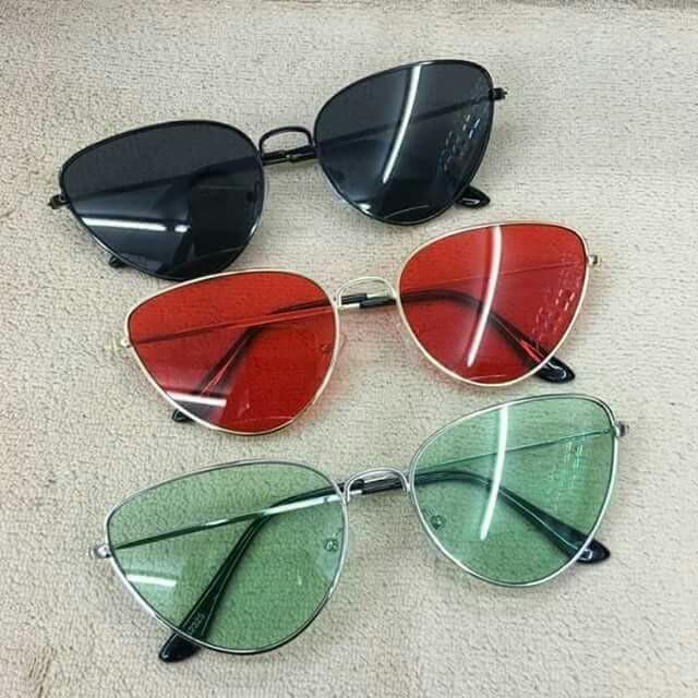 New... #LizaSoberano sunglasses Replica w/ UV Protection With pouch +wiper