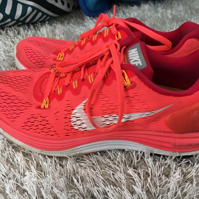 Nike Lunarglide Size 8