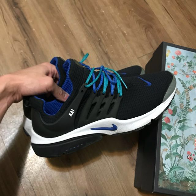 Nike presto iD魚骨鞋 購於NIKE官網