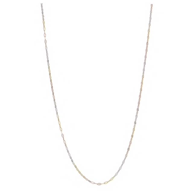 NWT Women's 24k gold chain