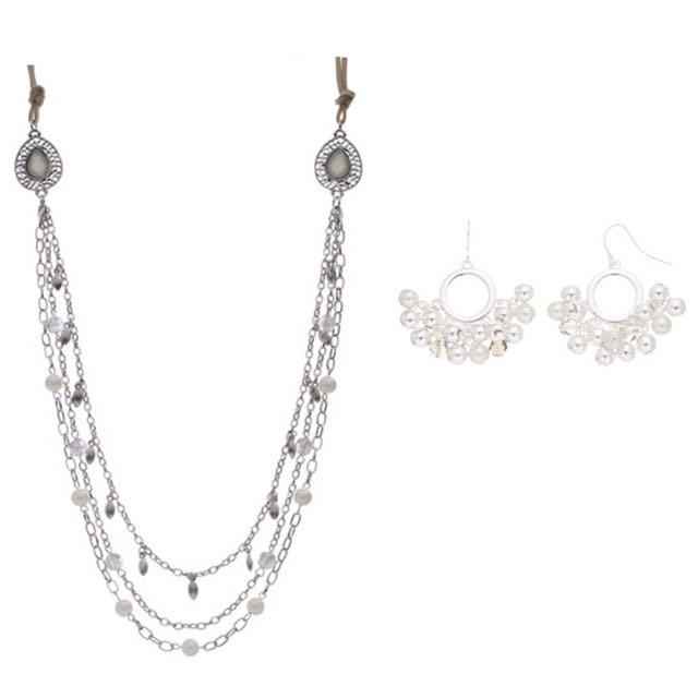 NWT Women's jewelry set