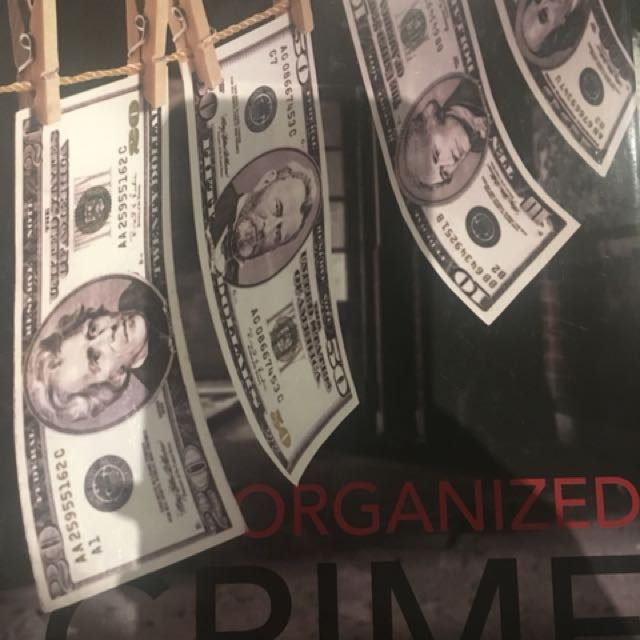 Organized Crime 10th edition