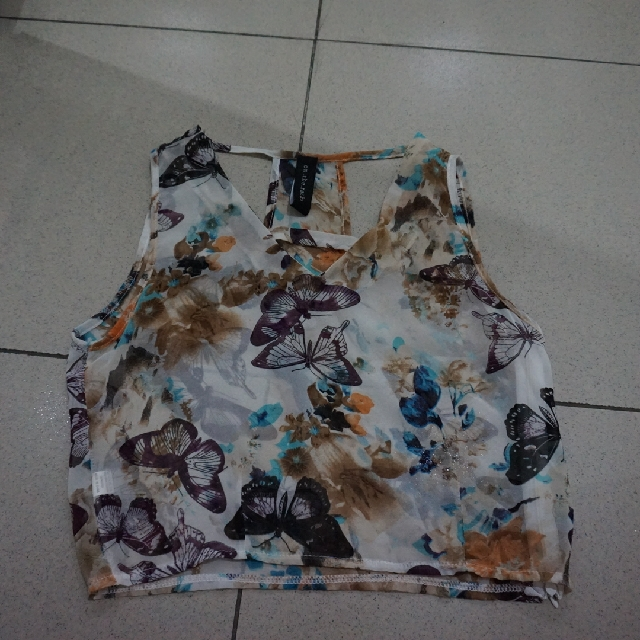 Outer Crop Top