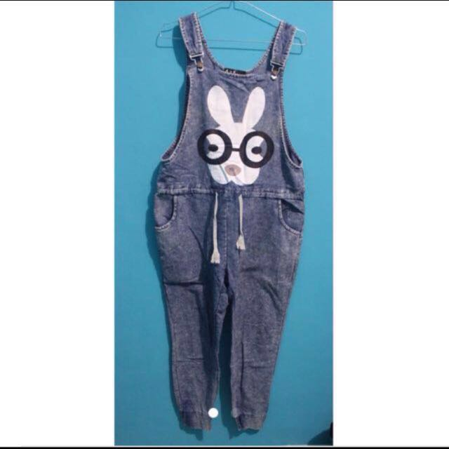 Overall jeans A&K