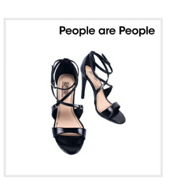 Brand New! People R People Strappy Shoes