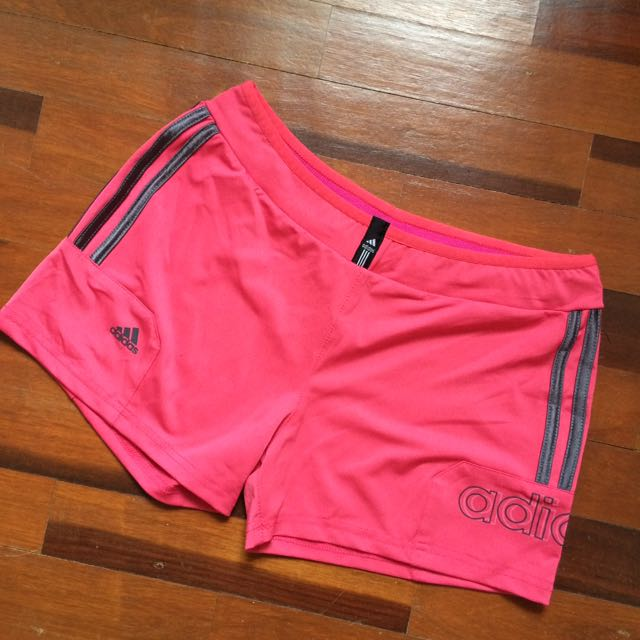 Pink Adidas Sports Short