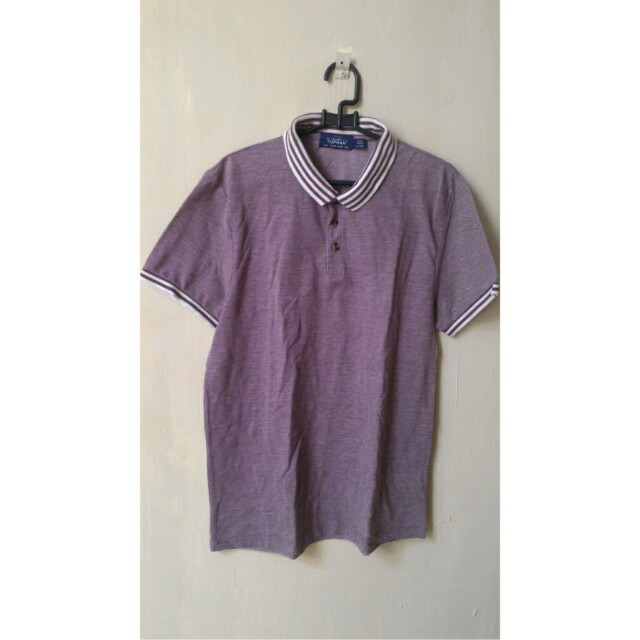 Polo shirt topman