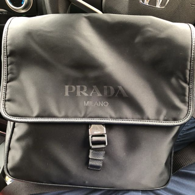 ... uk prada sling bag man luxury bags wallets on carousell 9e248 5e44e  order prada bags mens ... 3630fabdc7e54
