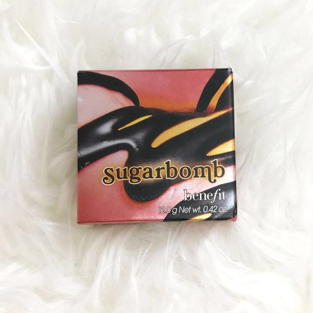 (PRICE REDUCED!!) Original Benefit Sugarbomb Blush