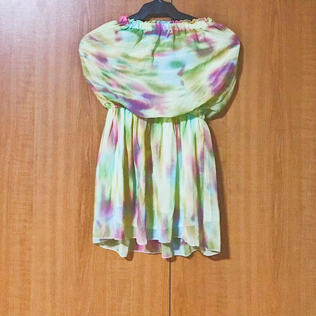 Psychedelic Tube Top