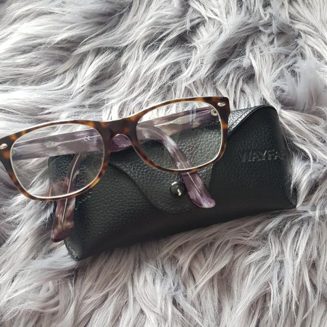 Ray Ban Torquoise Glasses
