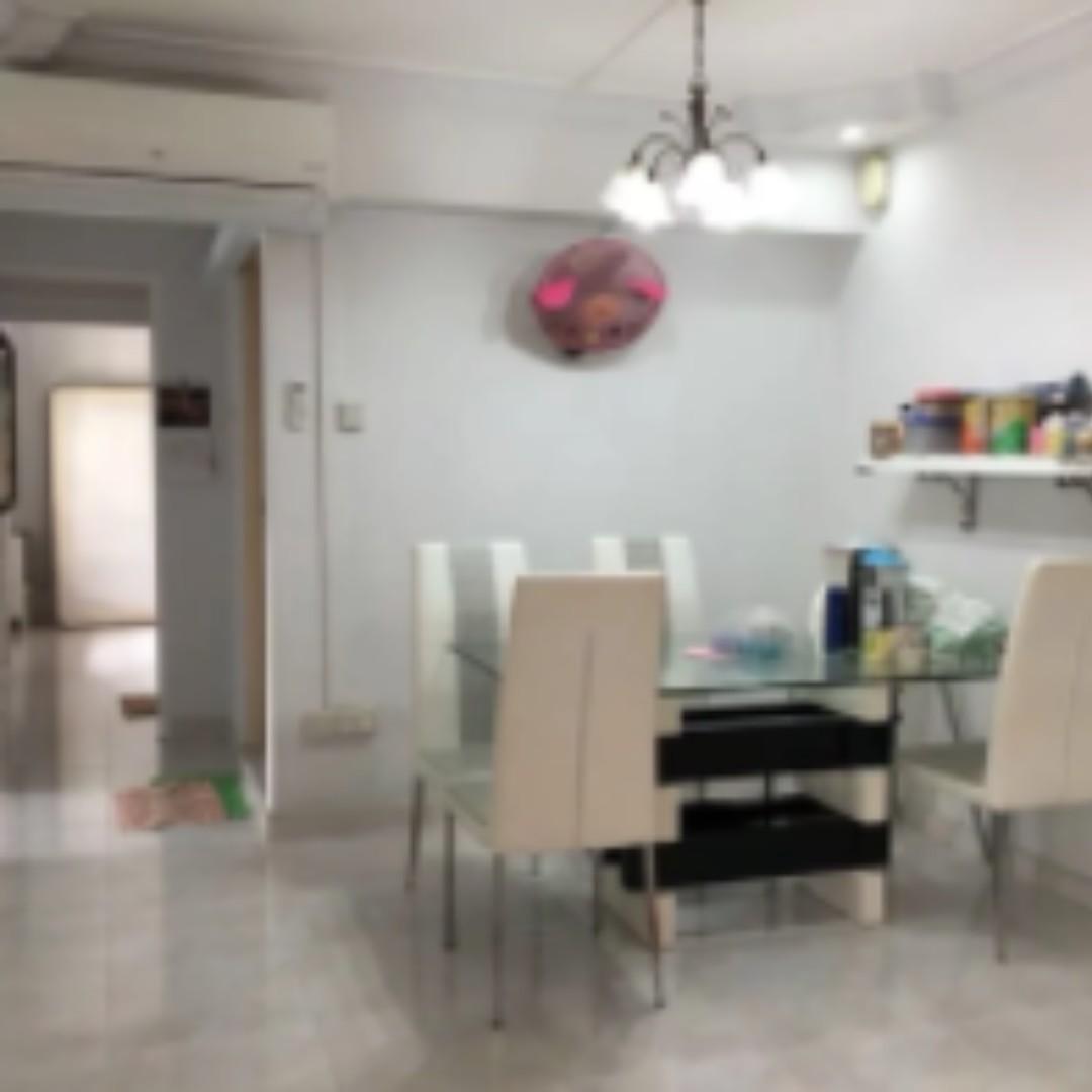 Renovated Common Room in Sengkang