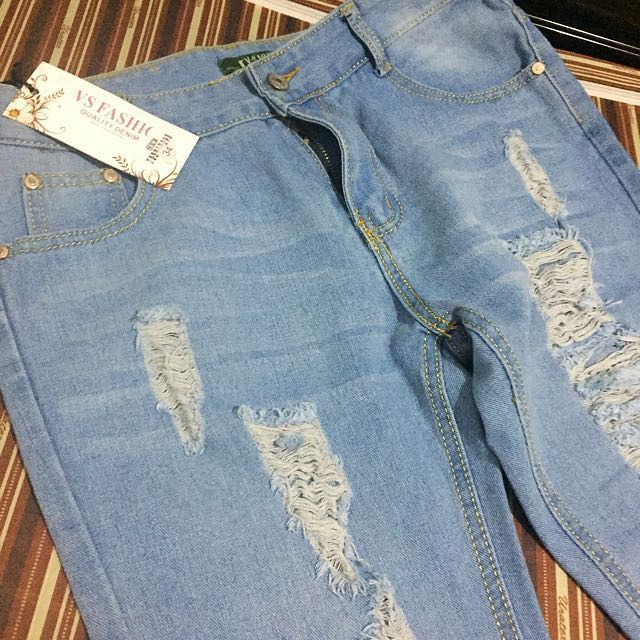 REPRICED Ripped Jeans