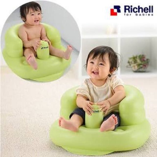 Richell airy baby chair japan