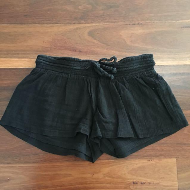 Rip Curl Black shorts