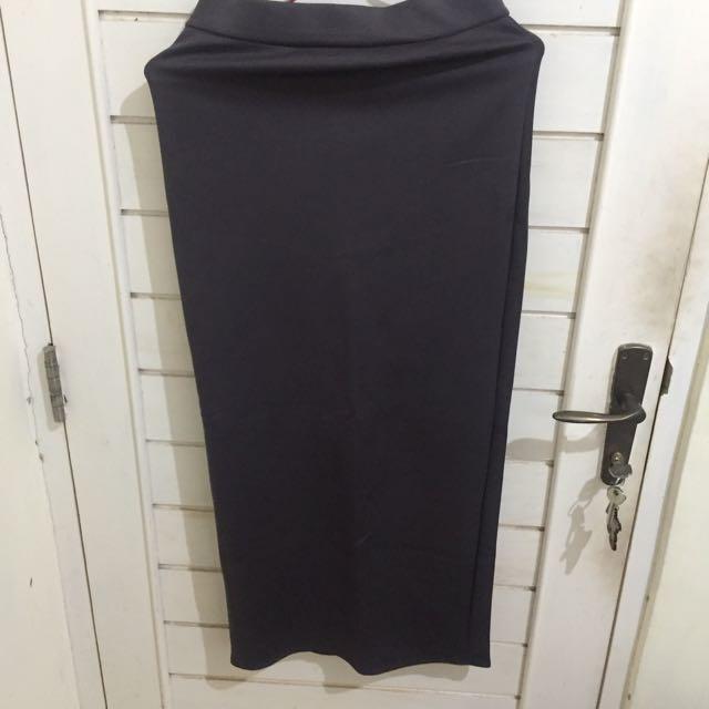 Rok panjang maxi skirt