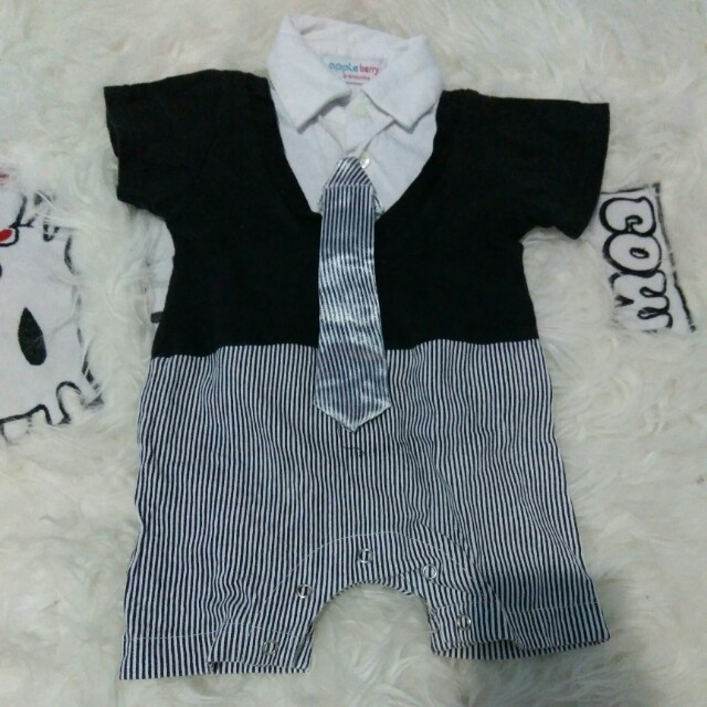 Romper appleberry set Dasi
