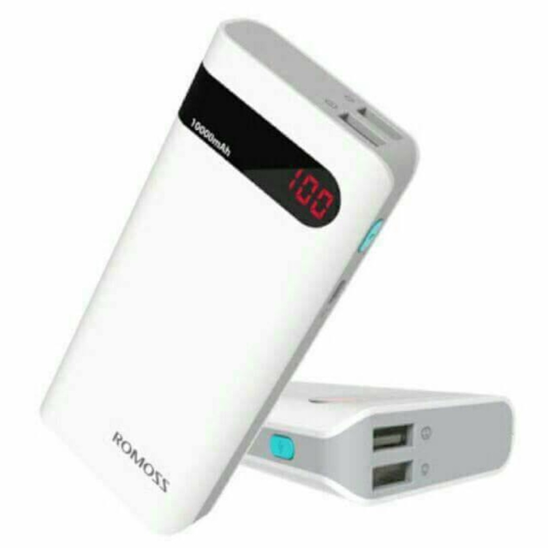 Sense4P Romoss 10400 mAh Powerbank
