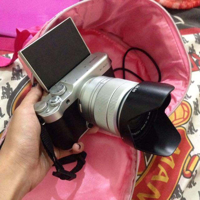 sewa kamera fujifilm xa-10 bandung