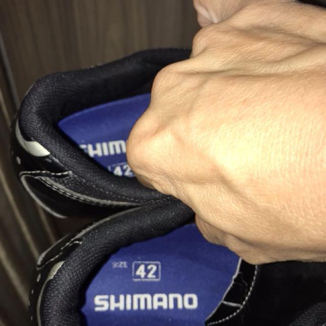 Shimano shoes RD76