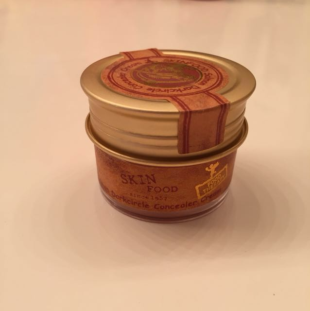 Skinfood salmon dark circle cream concealer