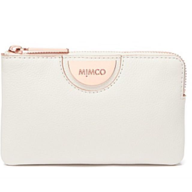 Small White Pouch