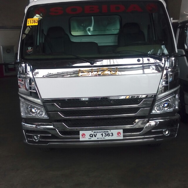 Sobida aluminum close van